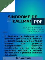sindrome DE KALLMAN