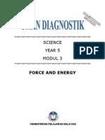 Force and Energy - Naskah Murid - Modul 3