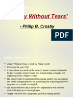 Quality without tears .ppt