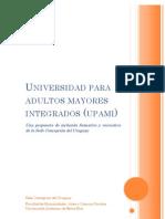 Universidad Para Adultos Mayores Integrados