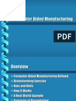 ComputerAidedManufacturing