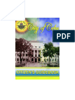 Cebu City Citizen's Charter