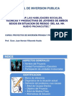 Nuevo Pachacutec Final