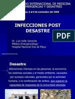 Infecciones Post Desastre