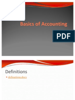 37141066 Basics of Accounting