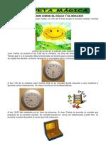 Aprendiendo Sobre El Reloj y El Horario