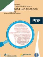Guia Prevencion Deteccion IRC Ministerio Salud