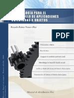 Metodología para el desarrollo de aplicaciones orientadas a objetos
