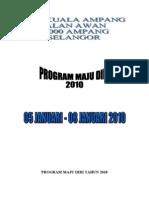 Program Maju Diri Tahun 2009