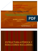 1-EstrcAtom Y ReaccNucl