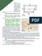 Definición de planos y mapas topográficos