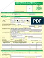 Yellow Cab Taxi Scheme Application Form
