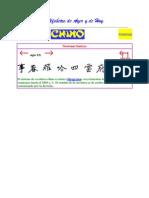 Orígenes e historia del idioma chino