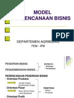 3. Model an Bisnis