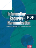 Information Security Armonization