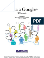 Guida a Google Plus