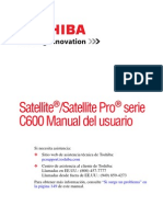 Manual de Usuario c605 Sp4101l