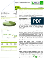 Persistent Systems Ltd - Result Update Q2FY12