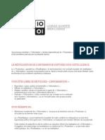 Licence Ouverte Open Licence (Français)