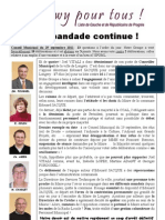 Tract CM 29 Septembre 2011