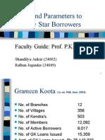 OAC 24 ppts > GRAMEENK > STAR > STARPRES