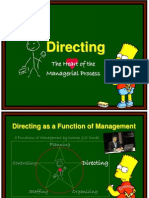 36580093 Directing Ppt