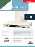 Airmux 400 Microwave
