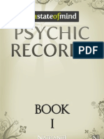 Psychic Records Book 1