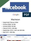 Facebook Google+ Webinar