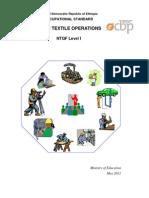 OS Basic Textile Operations L1