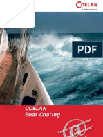 Coelan GB Brochure COELAN Boat Coating