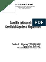 Consiliile-judiciare-şi-rolul-CSM-SIMINA TANASESCU