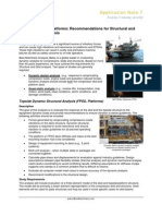 AppNote 07 FPSO and Offshore Platforms