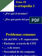 18 - neuro-ortopedia I