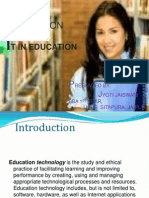 Ppt Of Education