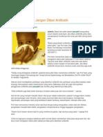 Anak Batuk Pilek Jangan Beri Antibiotik