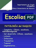 37.2 - patología del raquis II (escoliosis)