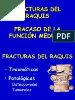 38 - patología del raquis III