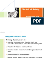 AP Electrical Safety SWP
