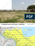 St Bernard Parish Proposed LLT Property redevelopment ideas