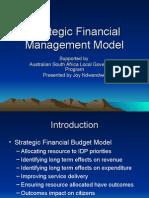 Workshop 5 Strategic Financial Management Model J Ndwandwe
