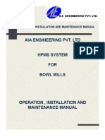 Operation & Maintainance Manual