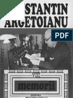 Constantin Argetoianu- Memorii  pentru cei de mâine. Amintiri din vremea celor de ieri. Volumul 08, Partea a VII-a  1926-1930