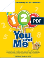 1, 2, 3, You and Me Brochure