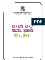 Kertas Kerja Nuzul Quran 09
