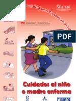 OPS Aiepi - Manual para ACS - Cuidados para el Niño y la Madre enferma