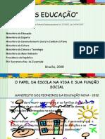 BOM SOBRE EDUCAÇAO