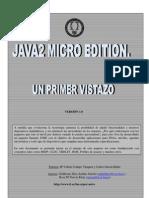 Java2 Micro Edition, un primer vistazo