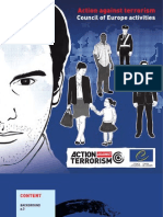 Action against terrorism - Council of Europe activities