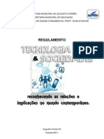 REGULAMENTO - XIII FEPERA 2011